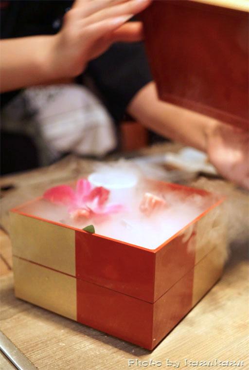 東京六本木に構える金肉(kin-niku)の玉手箱