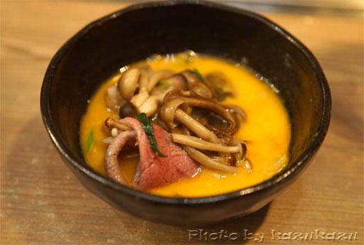 東京六本木に構える金肉(kin-niku)の伊勢神宮奉納のこだわり卵