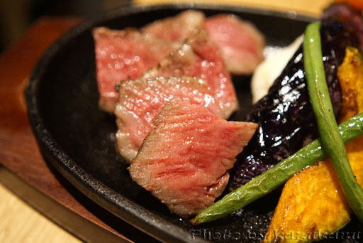 Meet Meats 5バル神保町店のミスジ