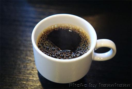 岐阜県美濃加茂市のホテルルートイン美濃加茂のコーヒー