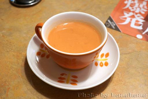 フライングガーデンのスープ