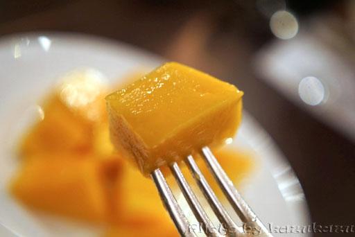 千疋屋総本店の世界のフルーツ食べ放題のフルーツ盛り